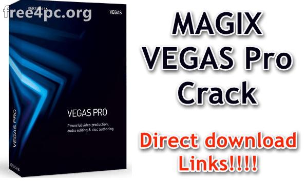 MAGIX VEGAS Pro Crack