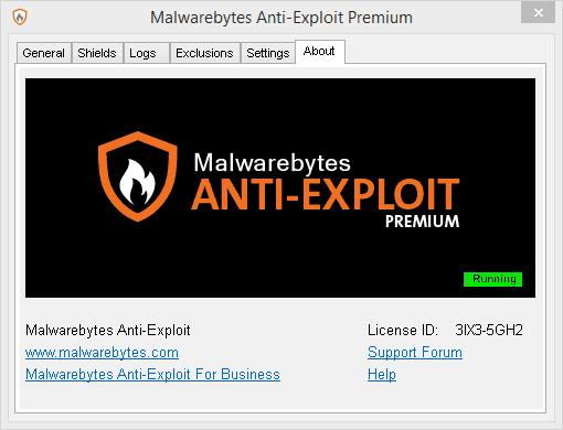 Malwarebytes Anti-Exploit Premium 1.13.1.9 Key