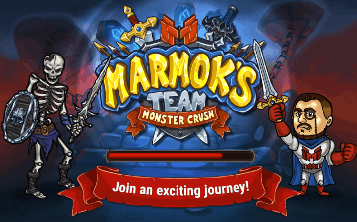 Marmok's Team Monster Crush v2.6.9 MOD APK