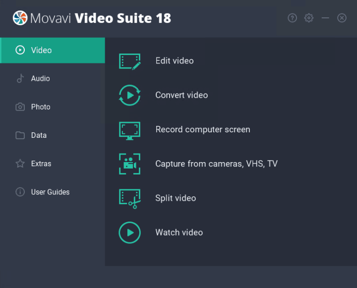 Movavi Video Suite 18.4.0 full version
