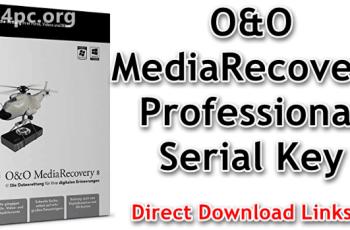 O&O MediaRecovery Professional Serial Key