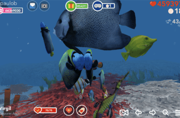 Ocean Reef Life - 3D Virtual Aquarium v340 MOD APK