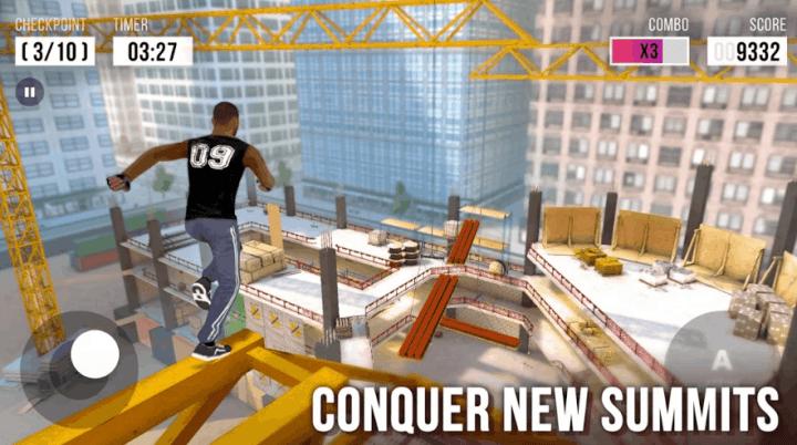 Parkour Simulator 3D v2.4.4 MOD APK
