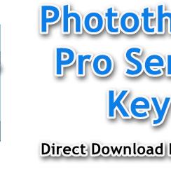 Phototheca Pro Serial Key Serial Key