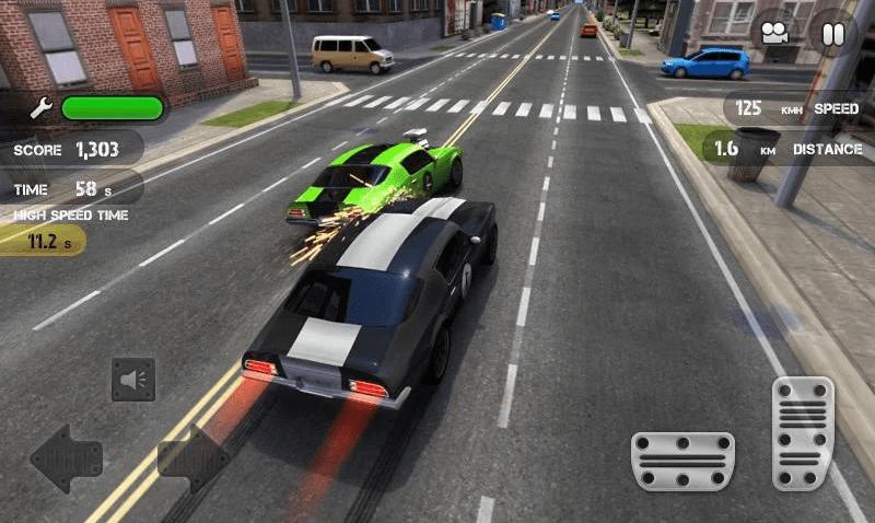 Race the Traffic v1.2.1 MOD APK