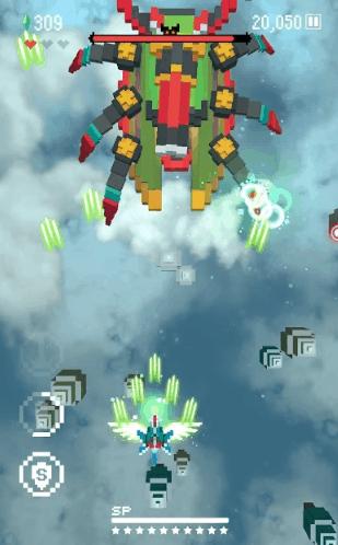 Retro Shooting  Arcade Plane Shooter v2.1.1 MOD APK