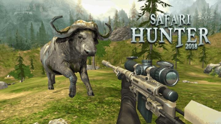 Safari Hunt 2018 v2.9 MOD APK