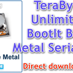 TeraByte Unlimited BootIt Bare Metal Serial Key