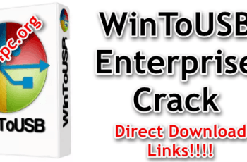 WinToUSB Enterprise Crack full version