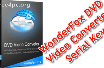 WonderFox DVD Video Converter Serial Key