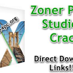 Zoner Photo Studio X Crack