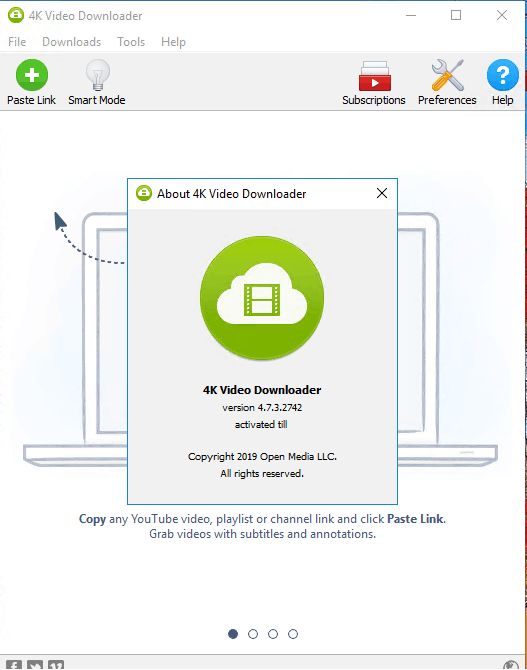 4K Video Downloader 4.7.3.2742 Crack