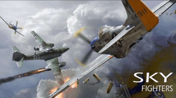 AirFighters AirStrikers Game 2019 v4.0.0 MOD APK