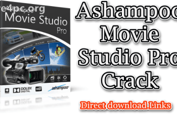 Ashampoo Movie Studio Pro Crack