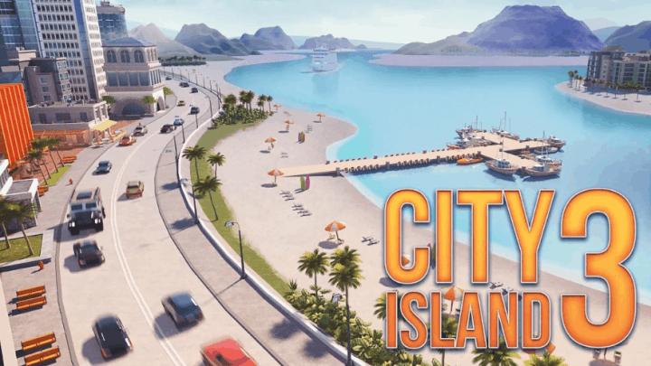 City Island 3 Building Sim v3.0.5 MOD APK