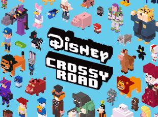 Disney Crossy Road v3.251.18430 MOD APK