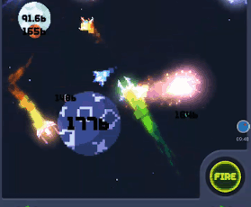 Idle Space War v1.0.18 MOD APK