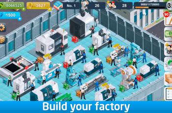 Industrialist – factory development strategy v1.700 MOD APK