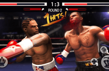 Mega Punch Top Boxing Game v1.1.1 MOD APK
