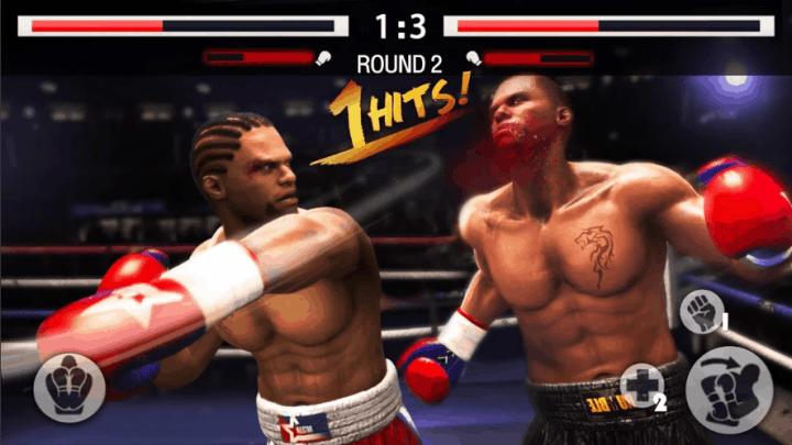 Mega Punch Top Boxing Game v1.1.1 MOD APK