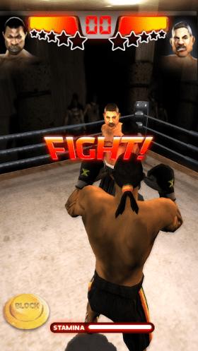 Realtech Iron Fist Boxing v5.7.1 MOD APK