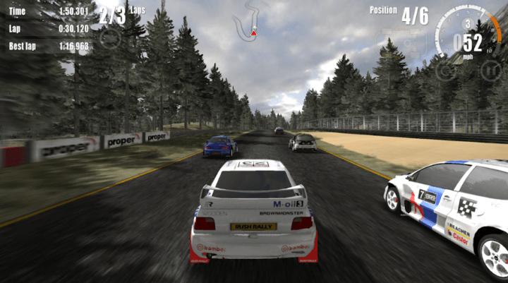 Rush Rally 3 v1.43 MOD APK