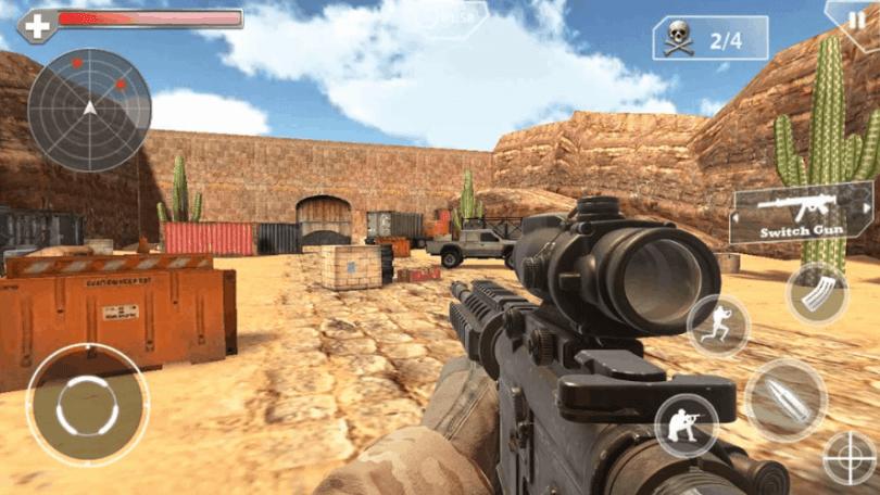 Shoot Hunter Gun Killer Ver. 1.3.3 MOD APK