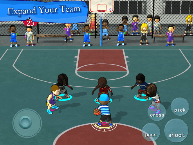 Street Basketball Association v3.1.5 MOD APK