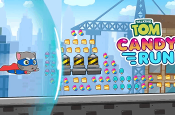 Talking Tom Candy Run v1.4.5.259 MOD APK