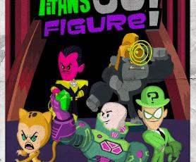 Teen Titans GO Figure v1.1.4 MOD APK