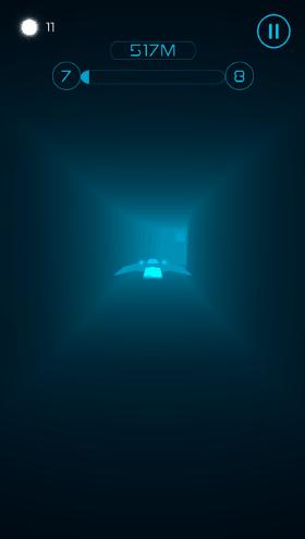 Tunnel Dive Speed Rush v1.05 MOD APK