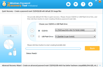 Windows Password Recovery Tool Professional Serial Key
