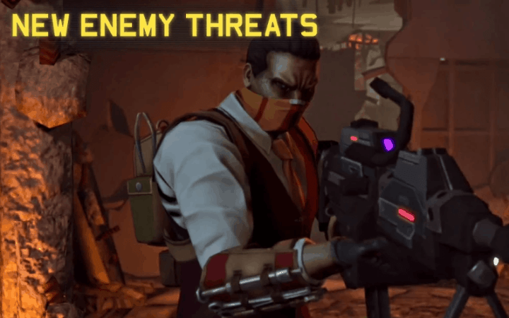 XCOM® Enemy Within v1.7.0 MOD APK