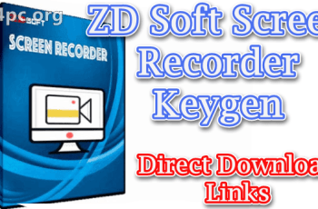 ZD Soft Screen Recorder Keygen