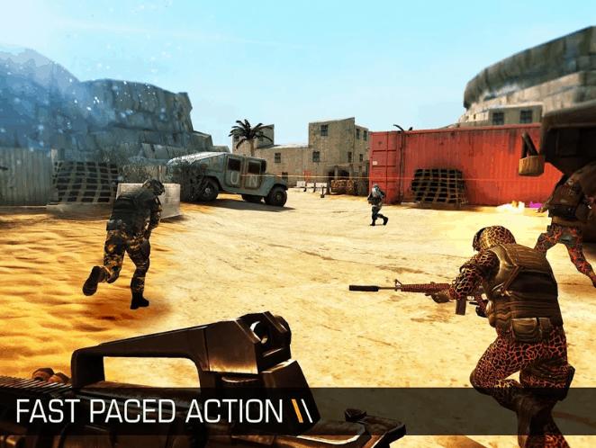 Bullet Force Ver. 1.61 MOD APK