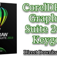 CorelDRAW Graphics Suite 2019 Keygen