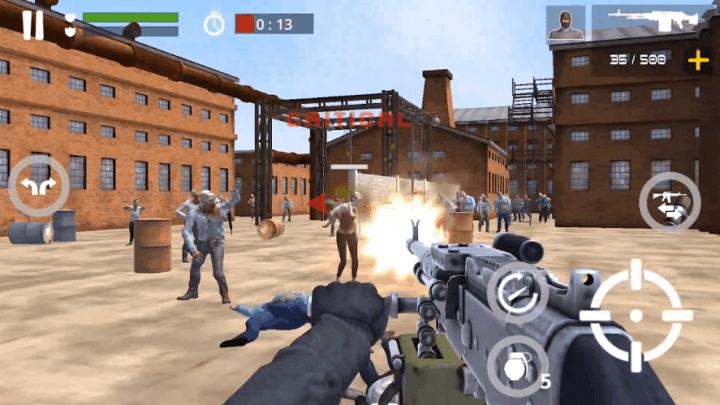 Dead Zombie Battle v1.420 MOD APK