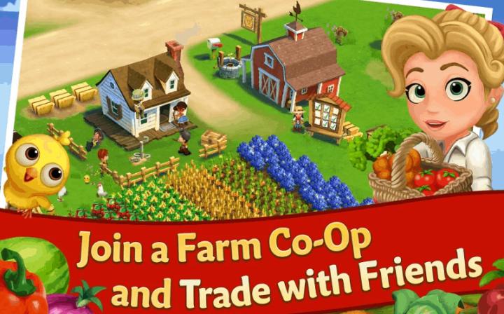 FarmVille 2 Country Escape Ver. 12.6.3984 MOD APK