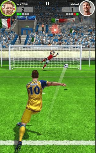 Football Strike VIP Balls Unlocked 2019 MOD APK