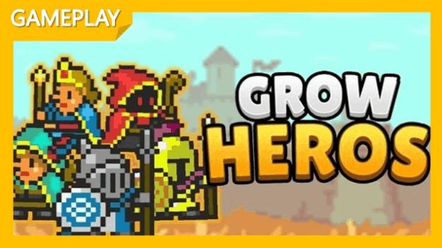 Grow Heroes Vip Idle RPG v5.5 MOD APK