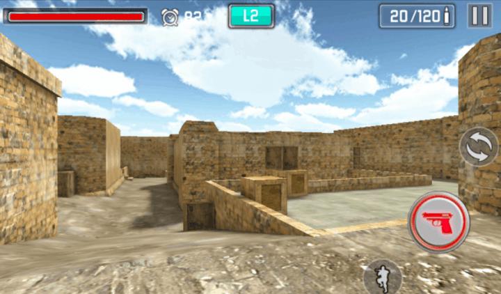 Gun Shoot War v3.9 MOD APK