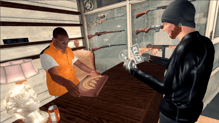 Heist Thief Robbery Sneak Simulator v3.3 MOD APK
