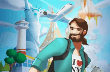Idle Airport Tycoon Tourism Empire v1.2 MOD APK