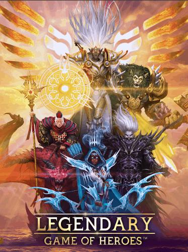 Legendary Game Of Heroes Ver 3.2.2 MOD APK