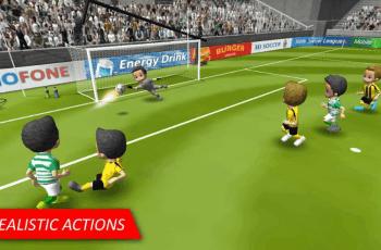 Mobile Soccer League v1.0.22 MOD APK