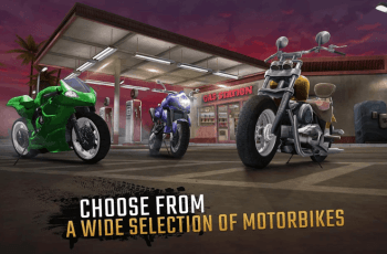 Moto Rider GO Highway Traffic v1.22.7 MOD APK
