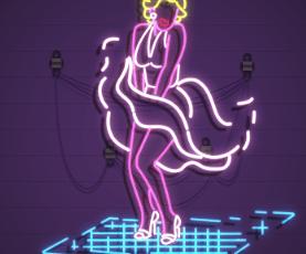 Neon It 3D Light Art Puzzle v1.0.8 MOD APK