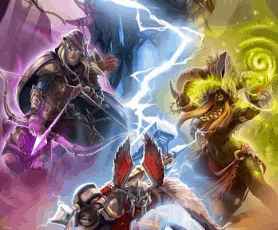 Shadow Deck Heroes Card Battle games Ver. 0.1.24 MOD APK