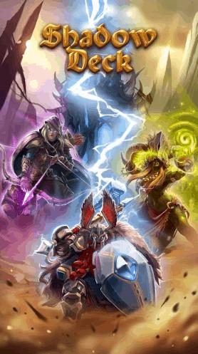 Shadow Deck Heroes Card Battle games Ver. 0.1.24 MOD APK