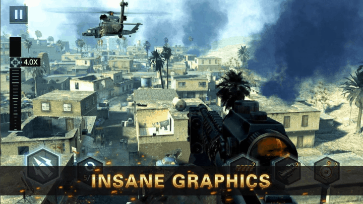 Sniper 3D Strike Assassin Ops Gun Shooter Game v2.3.3 MOD APK